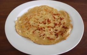 Puten-Pfannkuchen